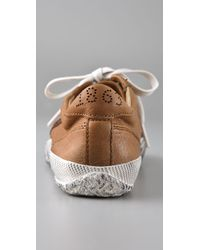 Frye - Brown Kira Sneaker - Lyst