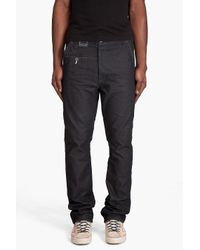 G-Star RAW | Blue Carrier Tapered Jeans for Men | Lyst