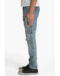 Ksubi - Blue Gee Gee Cuckoos Nest Jeans for Men - Lyst