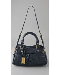 Marc By Marc Jacobs - Blue Classic Q Baby Groovee Satchel - Lyst