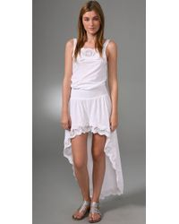 Nightcap | White Penelope Dress | Lyst