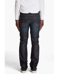 Nudie Jeans - Blue Slim Jim Glacier Indigo Jeans for Men - Lyst