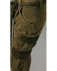 Siwy - Green Valentine Cargo Pants - Lyst