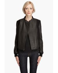 Theory | Black Coley Great Jacket | Lyst