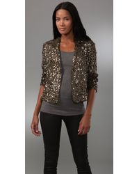 Antik Batik | Metallic Dream Sequin Jacket | Lyst
