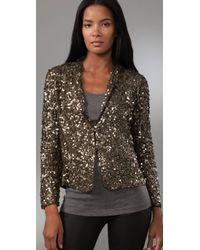 Antik Batik - Metallic Dream Sequin Jacket - Lyst