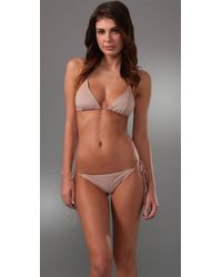 Cali Dreaming | Natural String Bikini | Lyst