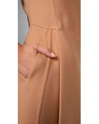 Calvin Klein | Natural Collingwood Dress | Lyst