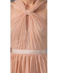 Club Monaco | Natural Amber Dress | Lyst