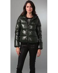 Duvetica | Green Adhara Short Jacket | Lyst