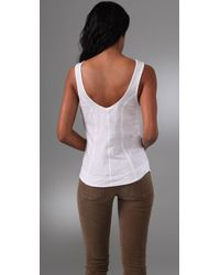 Free People   White Sparrow Crochet Top   Lyst