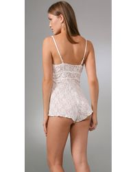 Hanky Panky - Signature Lace Teddy, White - Lyst