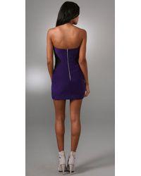 Kimberly Taylor - Purple Sasha Dress - Lyst
