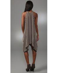 Kirrily Johnston - Brown Silent Tree Poncho Dress - Lyst