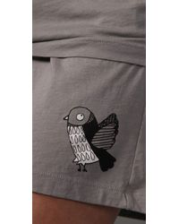 Marc By Marc Jacobs | Gray Birdie Miss Marc Pj Set | Lyst