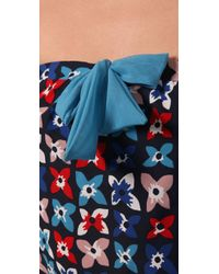 Marc By Marc Jacobs | Blue Violet Garden Bandini | Lyst