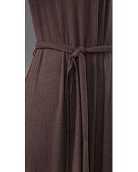 Rachel Pally - Brown Zinta Long Sweater Dress - Lyst