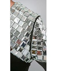 Thakoon - Black Disco Mirror Jacket - Lyst