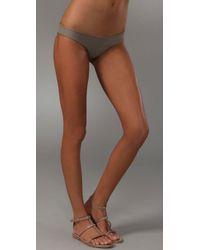 Tori Praver Swimwear | Natural Kalani American Bikini Bottoms | Lyst