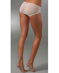 VPL | Natural Cropper Smalls Panties | Lyst