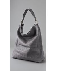 Alexander Wang - Gray Darcy Slouchy Hobo - Lyst