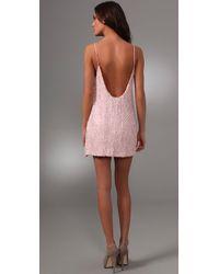 Bec & Bridge - Pink Diamond Dress - Lyst