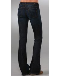 Citizens of Humanity - Blue Ingrid Flared Jeans - Lyst