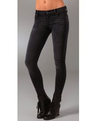 Citizens of Humanity | Blue Slick Skinny Legging Jeans | Lyst