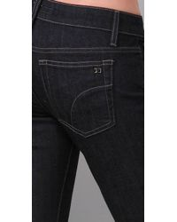 Joe's Jeans | Black Cigarette Jeans | Lyst