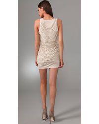 Larok | White Delicate Frayed Dress | Lyst