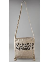 Rachel Roy | Natural Unicef Charity Tote | Lyst