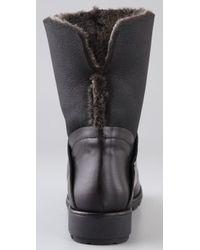 Stuart Weitzman | Black 5050 Over The Knee Leather Boot | Lyst