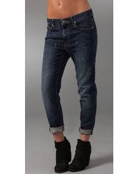 Vince | Blue Slacker Jeans | Lyst