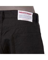 Engineered Garments - Black Type 200 Jean for Men - Lyst