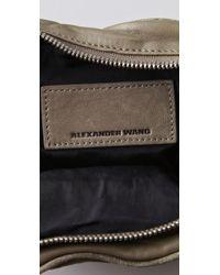 Alexander Wang - Gray Brenda Mini Camera Bag - Lyst