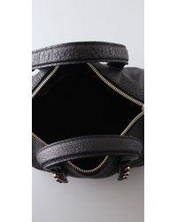 Alexander Wang | Black Daria Small Leather Duffle Bag | Lyst