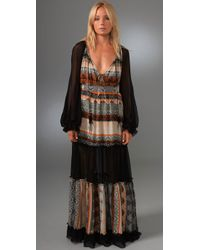 Daughters of the Revolution | Multicolor Sienna Long Dress | Lyst
