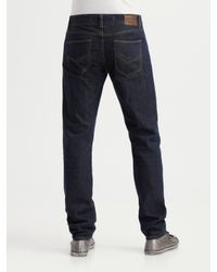 Converse - Blue Chuckin Slim-fit Jeans for Men - Lyst