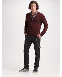 Converse - Black Chuckin Suspender Trousers for Men - Lyst