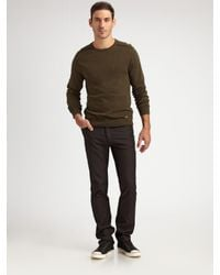 Converse | Brown Slim-fit Twill Pants for Men | Lyst