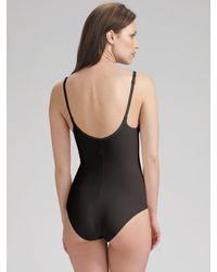 La Perla - Black Update Bodysuit - Lyst