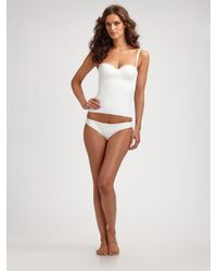 La Perla | White Lace Panties | Lyst