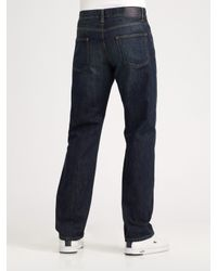Lacoste - Blue Nylon Puffer Vest for Men - Lyst