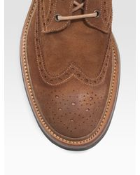 Paul Smith - Brown Fremont Boot for Men - Lyst