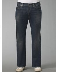 Polo Ralph Lauren | Blue Vintage 67 Straight-leg Jeans for Men | Lyst