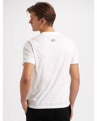 Prada - Black Nylon Logo Jacket for Men - Lyst