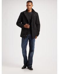 Sanyo   Black Juniper 3-in-1 Coat for Men   Lyst