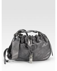 Botkier | Rivington Metallic Shoulder Bag | Lyst