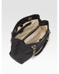 kate spade new york | Black Maryanne Quilted Nylon Shoulder Bag | Lyst