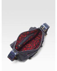 Marc By Marc Jacobs   Blue General Shoulder Bag   Lyst